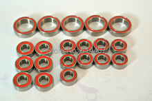 Supply HIGH QUALITY Modle car bearing sets bearing kit KYOSHO RS200 FORD Free Shipping