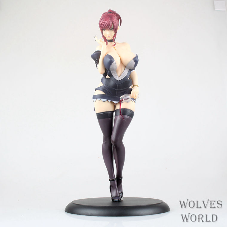 Sexy 12 Marie Mamiya Starless Sexy Girl Cast Off Big Breasted Boxed PVC Action Figure Model Collection Toy Gift<br>