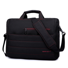 BRINCH laptop bag 15.6 inch 17.3 inch business woman with a single shoulder laptop bag BW-214(China)