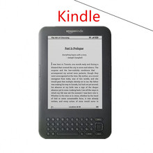 Good Condition Kindle 3 Eink Screen 6 inch Ebook Reader e-book electronic books have kindle kobo in shope book e-ink,reader