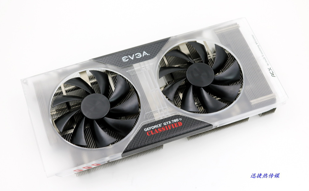 New Original for EVGA GTX780Ti KINGPIN CLASSIFIED graphics card cooler fan with heat sink hot plate<br><br>Aliexpress