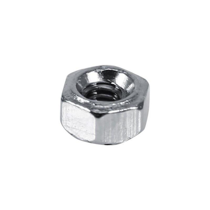 600Pcs/set Stainless Steel Screws Nuts Assortment Kit 12 Kinds of M1 M1.2+1 Screwdriver