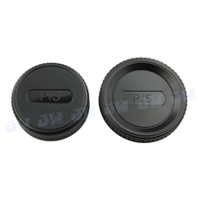 Buy JJC L-R4 Front Body Cap Rear Lens Cap Pentax K3II K3 K5 K5II K5IIs K7 K30 K50 K500 K100D K Mount Lens Camera Body for $4.99 in AliExpress store