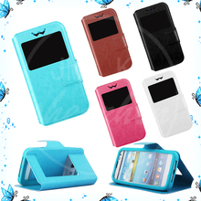 Hot sales!!! Flip PU Leather Case For HTC Desire 526 526G 526G+ 326 326G Luxury Phone Bag Cover For HTC 526 Phone Bags & Cases