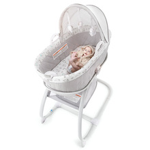 Export, Portable Folding, Newborn Cradle, Multi-function Baby Bed, Game Bed, Table Boy(China)