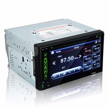 Brand New 6.2 Inch Bluetooth 2 DIN Car Stereo DVD Player CD MP3 MP5 Player FM AM Radio AUX USB TF