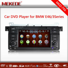 Powerful CPU MTK3336 NCG Support 1080p Video 10EQ Band Car DVD GPS Navi for 3 Series E46 M3 with TV BT IPOD MP3 Multi Language