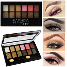High Quality Brand Eyeshadow Makeup Palette Eyes Pigment Glitter Nude Eye Shadow Matte Shadows Maquillaje