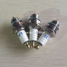 5pcs 2 Stroke Chainsaw Brush Cutter Spark Plug L7T