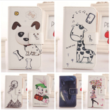 ABCTen Wallet Style Flip PU Leather Protection Cover Skin With Card Phone Case For Samsung Galaxy S Advance i9070
