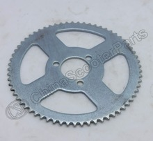 65 Tooth 25H 29MM Rear Sprocket Razor EVO X-Treme IZIP E Gas Scooter 47CC 49CC  Mini Moto ATV Quad Dirt Pit Chopper Bike