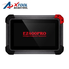 DHL free shipping XTOOL EZ400 PRO Tablet Diagnostic Tool Support Key Program ,Odometer Adjustment and Airbag Reset(China)