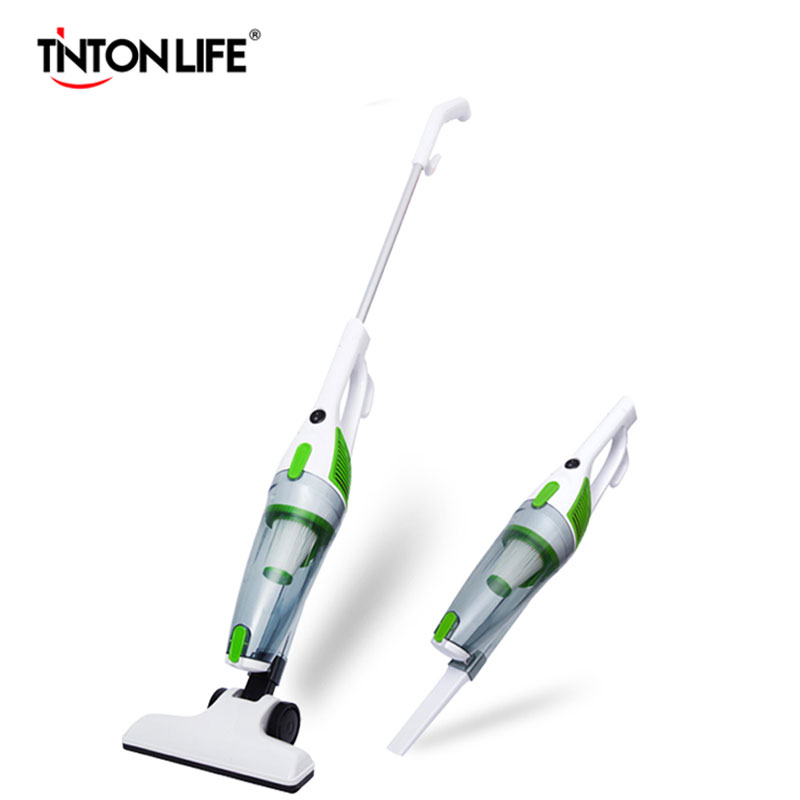 TINTONLIFE Portable Ultra-quiet Vacuum Cleaner Mini Handheld Suction Machine Mite Terminator<br>