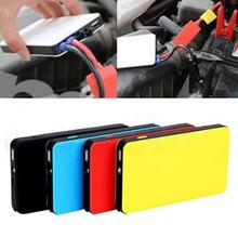 Portable 12V 8000mAh Multi-Function Car Jump Starter Battery Charger Mini Emergency Power Bank Booster For Xiaomi smart phone
