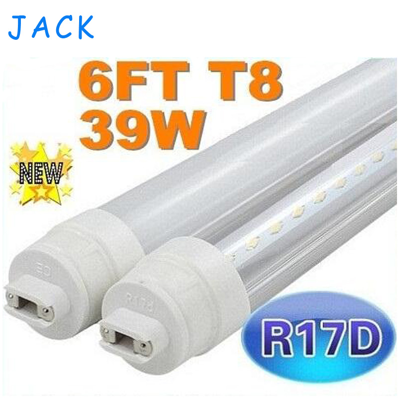 X50 High Bright 39W SMD 2835 T8 Led Light Tubes 1772mm 6FT R17D Led Tubes 144LEDs CRI&gt;85 Warm/Natrual/Cold White AC 85-265V<br><br>Aliexpress