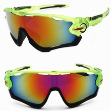 Buy Cycling Sunglasses UV400 Eyewear Goggle Sunglasses Safety Men Women Bike Bicycle glass Sport Windproof Eye Movement Glasses for $2.28 in AliExpress store