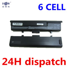 NEW 6cell Laptop Battery WR050 TT485 For Dell Inspiron 1318 XPS M1330 laptop 451-10473 312-0739 312-0566  bateria akku