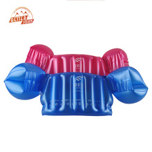 2017 New Kids Baby Inflatable Swim Vest Arm Float Ring Swimming Circle Ring Infant Float Swim Trainer Swimming Pool Accessories(China)
