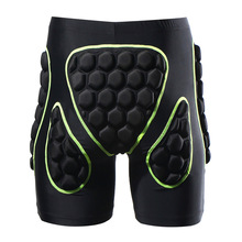 Arsuxeo 2017 New Men's Skateboarding Shorts Ski Snowboard Skate Motorcycle Motocross Protective Gear Sports Hip Protector