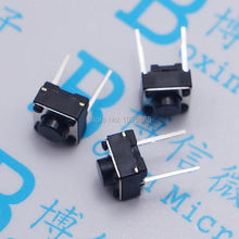 100PCS Tactile Push Button Switch 6x6x5mm 6*6*5mm 2p Micro Switch Key Switch 6*6*5