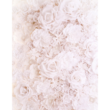 Seamless Vinyl Photography Backdrop Champagne Gold Rose Computer Printed Children Wedding Backgrounds for Photo Studio S-2114