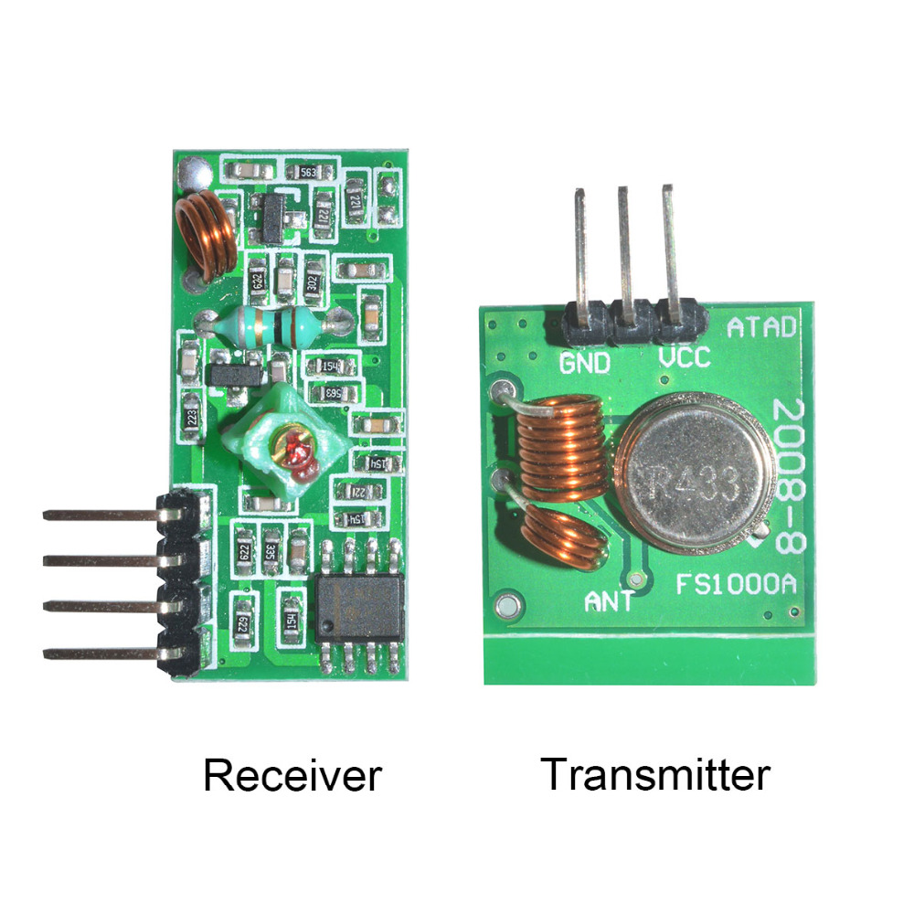 315 433 Mhz 315mhz 433mhz Rf Transmitter And Receiver Link Kit For Raspberry Circuit Autos Post 040017 5