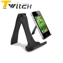 Design For your Phone ,Black Universal Mobile Phone Holder Bracket For iPhone 6 6s Plus 5s 5c 5 SE 4s for iWatch iPad Bracket