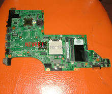 free shipping 595135-001 for hp Pavilion DV6-3000  laptop motherboard AMD-GM integrated   DA0LX8MB6D1 REV:D  100% TESTED