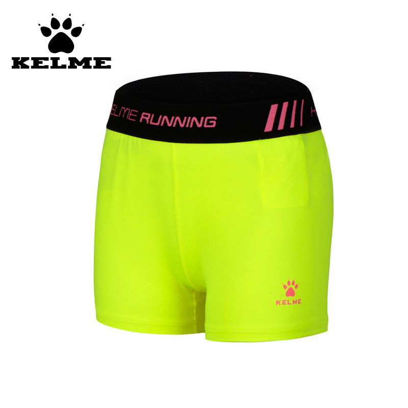 KELME Spain Brand Authentic Running Shorts Women 2017 Compression Tights Sports Female Jogging Sport Shorts High Elasticity 69<br><br>Aliexpress
