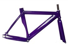 ixie Bicycle Fixie/Fixed gear Bike Aluminium Frame and Fork different colors fixie bike velo pursuit frameset
