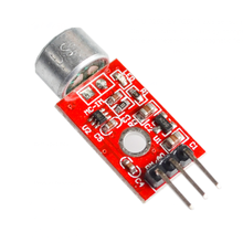 MAX9812 Microphone Amplifier Sound MIC Voice Module for  3.3V/3.5V