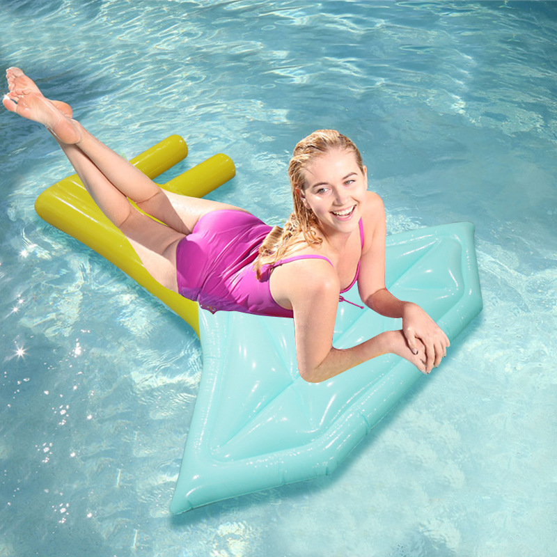 210x150CM-Inflatable-Maress-Pool-Float-Diamond-Key-Shape-Floating-Mat-Beach-Swim-Seat-Bed-Pool-Float (1)