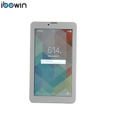 ibowin M710 7Inch Android 6.0 Quad core 3G Phone Call Tablet PC 3G WCDMA 2G GSM Call GPS Bluetooth S1024x600 IPS 1G RAM 8G ROM