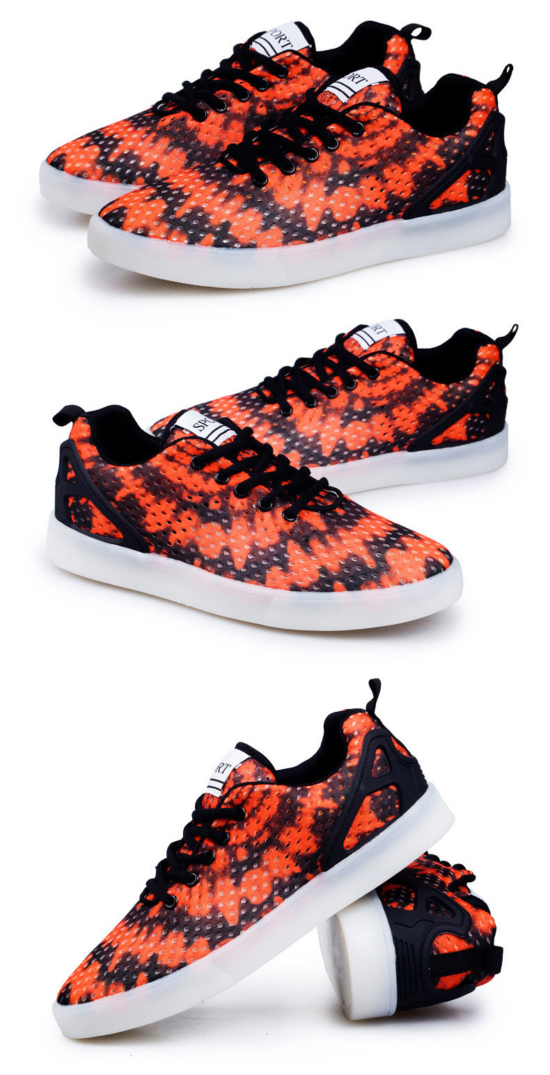 Led Sneakers Honeycomb 2