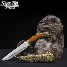Classic dagger house decorated sword antique metal sword handles beautiful blade of stainless steel sword Cosplay Props gifts