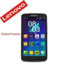 Original Lenovo A399 Phone Android 4.4 MTK6582 Quad Core 1.3GHz 4G ROM 5.0'' 854*480 Dual SIM WCDMA 2Mp Play Store Multi lanuage