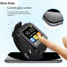 Blue Than 100% Original Bluetooth Smart Watch U8 Smartwatch U Watch For iOS Phone Android Phones Good as GT08 DZ09