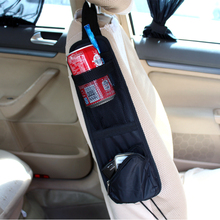 Car Seat Organiser Storage Bags Phone Magazine Drinks Container Auto Interior Styling Traveling Accessories Supplies Products