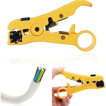 Rotary Coax Coaxial Cable Wire Cutter Stripping Tool RG59 RG6 RG7 RG11 Stripper