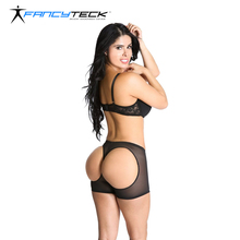 Buy Sexy Brazilian Butt Lift Booster Booty Lifter Pants Body Shaper Enhancer Girdle Women Control Panties Women Control Bum 2016 New