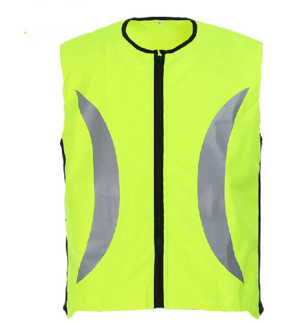Riding reflective vest safety night reflective jacket Fluorescent yellow and orange M-XL customize logo printing V120023<br><br>Aliexpress