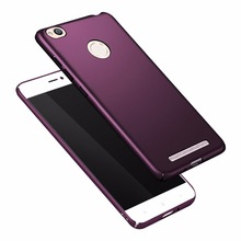 Phone Case for Xiaomi Redmi Hongmi 3S 3pro 4X Funda Hard Plastic PC Back Cover for Xiaomi Redmi 3 S 3 pro 4 X 5.0  Capa Coque