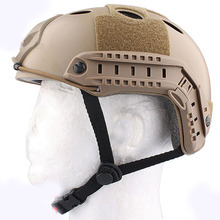 Army Military Style SWAT Combat PJ Type Fast Helmet CQB Shooting Airsoft Paintball - Beaucoup De & Moree store