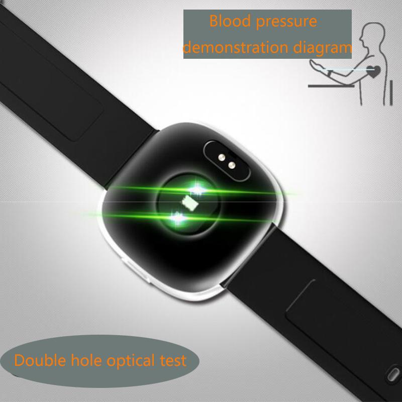 Waterproof Smart Bluetooth Heart rate Sport Sleep Tracker Wristband ,Bracelet&Intelligente beweging volgen voor De man en de vr 8