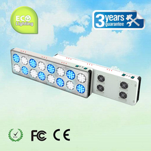 Apollo 16 192*3W LED aquarium lamp White: Blue=1:1 full spectrum reef coral led light, White 12000k &Blue 460nm (Customizable)(China)