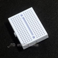 SYB-170 White bread board  test board color small breadboard  35X47mm imported materials