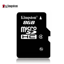 Kingston memory card 100% original memoria Class 4 micro sd 8GB mini sd card