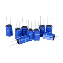 10pcs 2.7V 25F  Fala capacitor super capacitor new tax control machine register power capacitor to improve special white screen