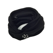 Dual-use Scarf Football Neckerchief Soccer Scarf Outdoor Sports Windproof Multifunctional Fleece Warm Hat(China)
