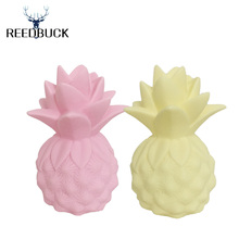 Newest Cartoon Led Night Light Yellow White Moon Light Pineapple Apple Cloud Table Lamp Creative Gift For Friend Children Baby